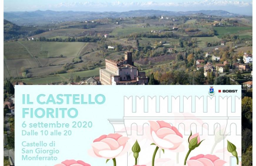Il Castello Fiorito - San Giorgio Monferrato