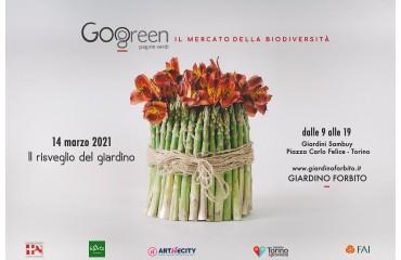 Mercato Googreen - 14 marzo 2021 a Torino